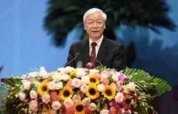 Tổng Bí thư gợi mở 6 vấn đề tại Đại hội đại biểu Phụ nữ toàn quốc
