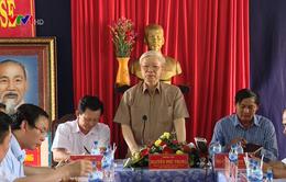 Tổng Bí thư: Tìm giải pháp dài hạn để giải quyết khó khăn cho nhân dân xã Ayun, huyện Chư Sê