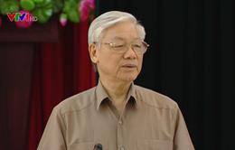 Tổng Bí thư biểu dương Kon Tum có nhiều bước phát triển ổn định