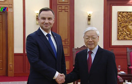 """""""Việt Nam luôn coi trọng quan hệ hữu nghị truyền thống với Ba Lan"""""""