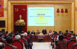 Tổng Bí thư Nguyễn Phú Trọng tiếp xúc cử tri TP Hà Nội