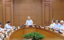 Truy bắt Trịnh Xuân Thanh và kết thúc điều tra, xét xử 12 vụ án lớn