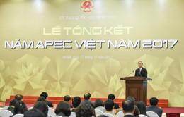 Thành công của Năm APEC 2017 tạo khí thế mới, động lực mới