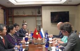 Tăng cường hợp tác Quốc hội Việt Nam - Nga