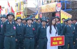 Miền Trung - Tây Nguyên sẵn sàng cho ngày hội tòng quân
