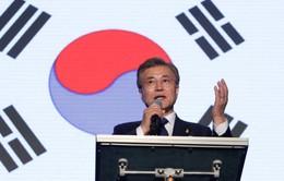 Tổng thống Hàn Quốc hối thúc Triều Tiên từ bỏ chương trình hạt nhân