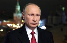 Tổng thống Nga Vladimir Putin thăm Pháp
