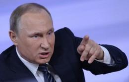 Nga sẽ trả đũa các biện pháp trừng phạt của EU