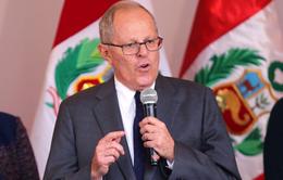 Tổng thống Peru bác yêu cầu từ chức