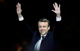 Bầu cử Tổng thống Pháp: Các nhà lãnh đạo châu Âu chúc mừng ông Macron