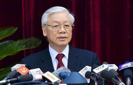 Toàn văn bài phát biểu của Tổng Bí thư khai mạc Hội nghị Trung ương 6