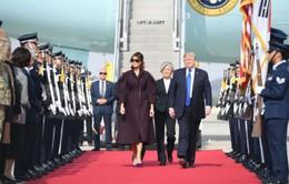 Tổng thống Mỹ Donald Trump thăm chính thức Hàn Quốc