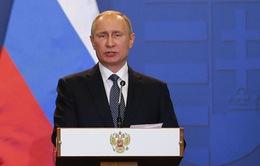 Tổng thống V.Putin bãi nhiệm chức vụ của 10 tướng lĩnh