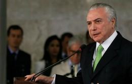 Hạ viện Brazil tiếp tục xem xét đưa Tổng thống Temer ra xét xử