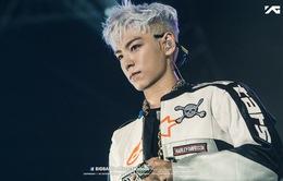T.O.P trở lại mạng xã hội sau hơn 1 năm vắng bóng