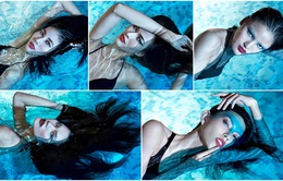Top 5 Vietnam's Next Top Model 2017 bất ngờ hóa mỹ nhân ngư
