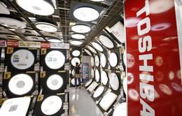 Toshiba bên bờ vực phá sản