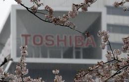 Toshiba tạm dừng tiến trình bán mảng kinh doanh chip