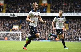 Vòng 26 giải Ngoại Hạng Anh: Harry Kane lập hat-trick, Tottenham lên vị trí thứ 2