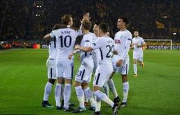 """Xếp trên Real Madrid, HLV Pochettino """"nổ"""" tưng bừng"""