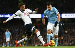 Lịch thi đấu và BXH Ngoại hạng Anh vòng 18: Chờ đợi Tottenham ngăn bước tiến của Man City