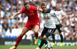 Lịch thi đấu bóng đá châu Âu tối 22, rạng sáng 23/10: Tâm điểm Tottenham - Liverpool