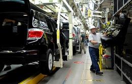 Toyota đầu tư 600 triệu USD vào Mỹ