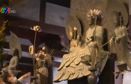 Nhật Bản tái tạo thành công bức tượng gần 1.400 năm tuổi