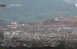 Đà Nẵng: Hàng ngàn ngôi mộ trái phép, Chủ tịch xã không biết