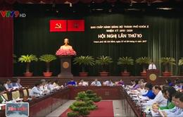 Khai mạc Hội nghị Thành ủy TP.HCM lần thứ 10 khóa X