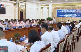 TP.HCM họp bàn tình hình kinh tế - xã hội 9 tháng đầu năm