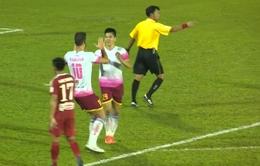 Trận đấu sôi động của bóng đá Tp. Hồ Chí Minh