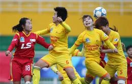 Giải bóng đá nữ VĐQG 2017: TP Hồ Chí Minh I và Phong Phú Hà Nam tranh ngôi vô địch (16h00, trực tiếp trên VTV6)