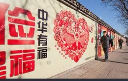 Bắc Kinh ngăn quảng cáo và vẽ bậy trên tường bằng cách nào?