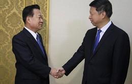 Đặc phái viên Trung Quốc thăm Triều Tiên