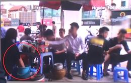 Sự thật về clip chủ quán trà đá ở Hà Nội dùng nước rửa chân bán cho khách