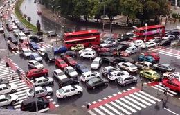 Các giải pháp giảm áp lực giao thông đô thị