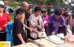 Trại hè dành cho gia đình người Việt ở Đài Loan (Trung Quốc)