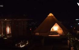 Trải nghiệm cắm trại với dịch vụ sang trọng tại Mỹ