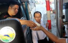 Tê liệt Quốc lộ 1A tại Đồng Nai do tài xế phản đối trạm BOT