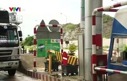 Trạm thu phí Hoàng Mai, Nghệ An bắt đầu thu phí không dừng