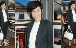 Hoa hậu Hong Kong Trần Pháp Dung thừa nhận đang sống cô đơn ở tuổi 50