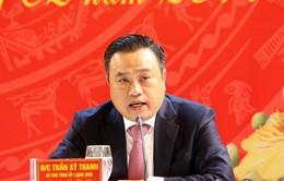 Ông Trần Sỹ Thanh giữ chức Phó Trưởng Ban Kinh tế Trung ương