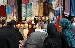Tòa án châu Âu ủng hộ lệnh cấm mặc trang phục tôn giáo tại nơi làm việc