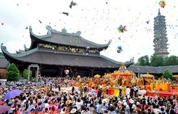 Ninh Bình tăng cường công tác tổ chức, quản lý lễ hội