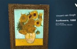 Thưởng thức kiệt tác của Van Gogh qua kính thực tế ảo
