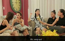 Vietnam's Next Top Model 2017: Hé lộ cuộc khẩu chiến mới trong nhà chung