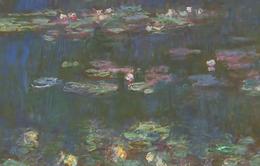 Danh họa Claude Monet - Từ tình yêu thiên nhiên đến kiệt tác hoa súng