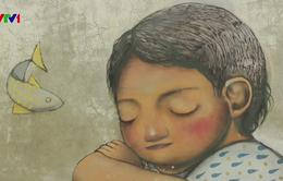 Khám phá nghệ thuật tranh tường tại Phnom Penh