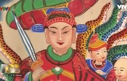 """""""Họa sắc Việt"""" - Dự án số hóa tranh dân gian Hàng Trống của một nhóm bạn trẻ"""
